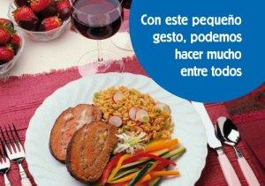 Restaurantes solidarios