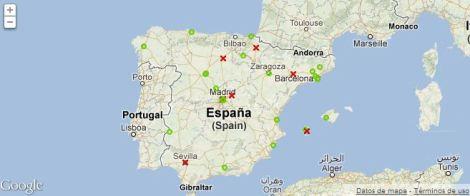 eventos TED en España