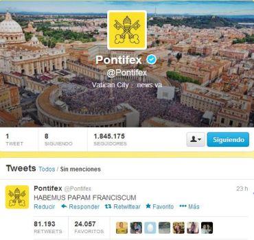 pontifex habbemus papam